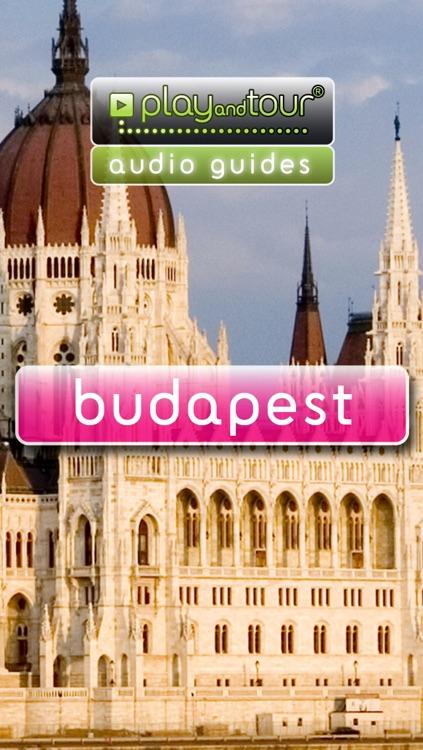 Budapest touristic audio guide (english audio)