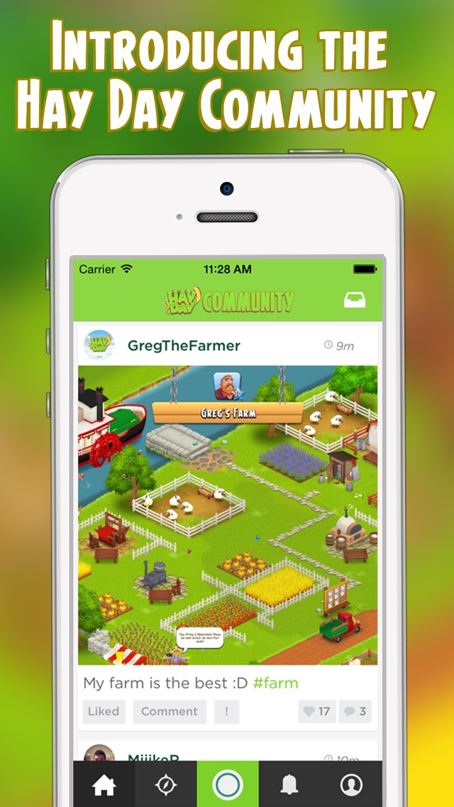Community for Hay Day! Tips, Wiki, Guide & More Screenshot on iOS