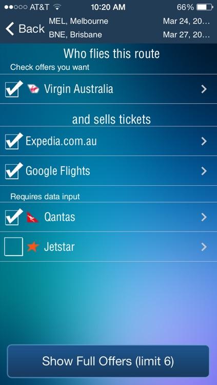 Melbourne Airport - Flight Tracker screenshot-3