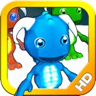 Baby Turtle Race of Dragons icon