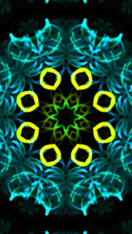 Spawn Symmetry Kaleidoscope light show (FREE)