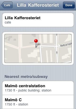 Malmo Offline Map & Guide screenshot-6