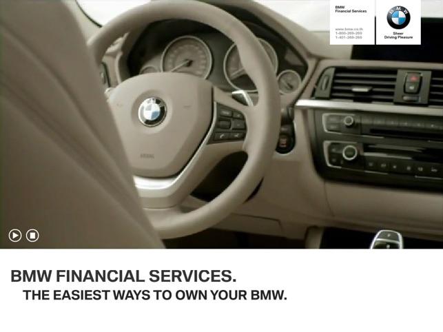 App Store: BMW Financial Services Thailand