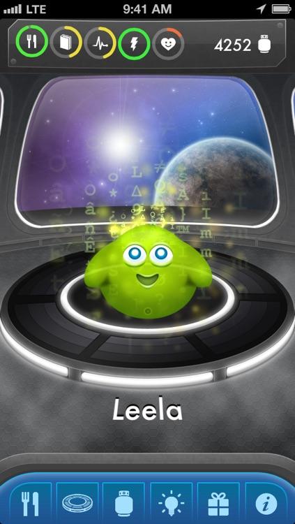 Alien Hatchi - Virtual Pet