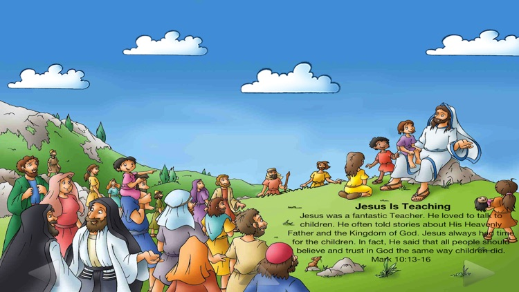 Bible Stories for Me screenshot-3