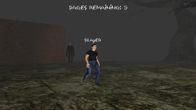 Slenderman Online screenshot-4