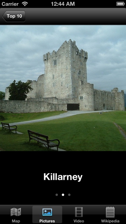Ireland : Top 10 Tourist Destinations - Travel Guide of Best Places to Visit screenshot-3