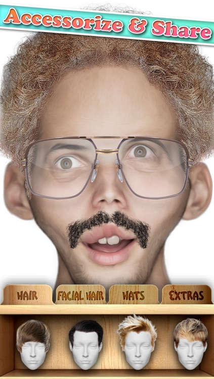Ugly Face Booth screenshot-4