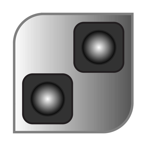 CamCamX 2.0 - webcam video mixer