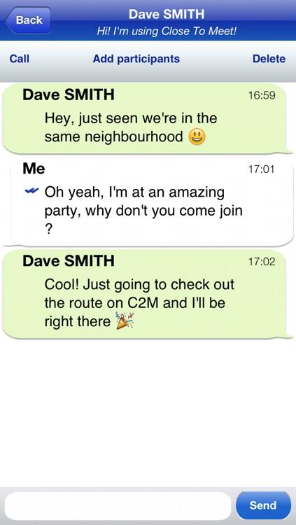 Close To Meet screenshot-4