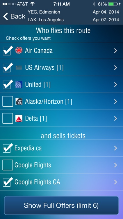 Edmonton Airport+Flight Tracker air YEG Canada screenshot-3