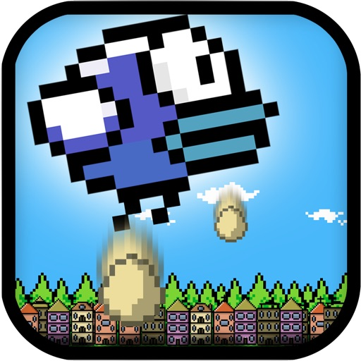 Blue Bird Bombers - Angry Flapper City Destroyer FREE