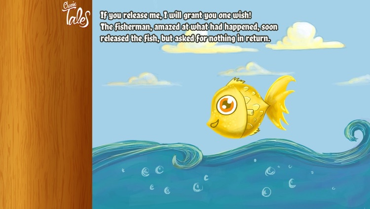 The Golden Fish - Classic Tales screenshot-2