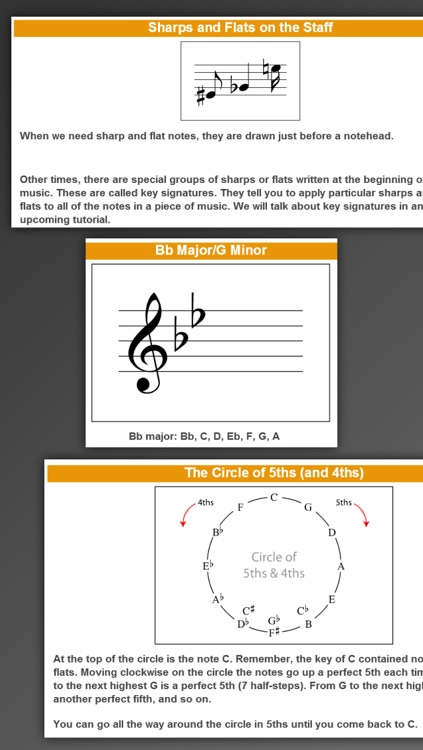 ClefTutor Free - Music Notes Game