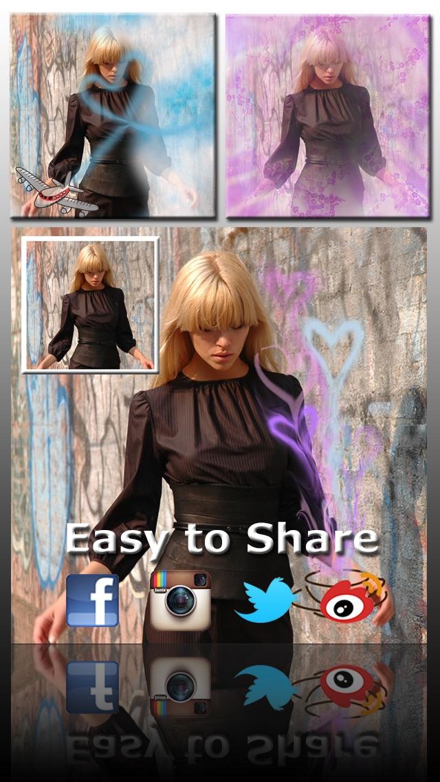 + PhotoJus Romance FX Pro - Pic Effect for InstagramScreenshot von 3