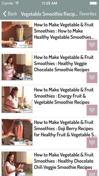 Smoothie Recipes - Best Smoothie Recipes