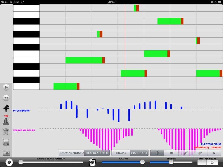 samplerSequencer HD screenshot-3