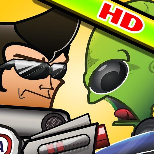 Action Adventure Hero vs Alien Space Shooter HD