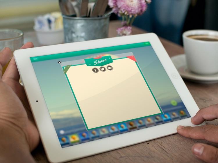 Phto Magik for iPad