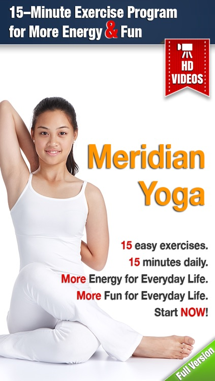 Meridian Yoga HD 15 Min. Training