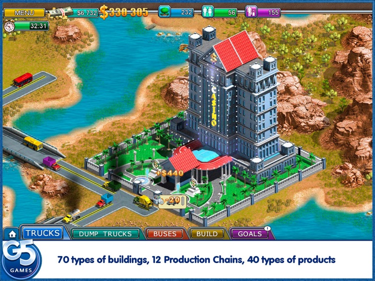 Virtual City 2: Paradise Resort HD (Full)