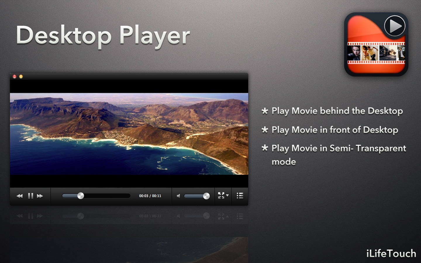 ‎Desktop Player on the Mac App Store