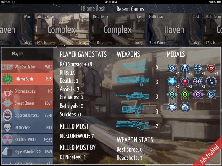 Spartan Stats HD