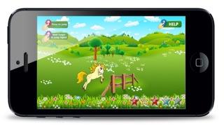 Pretty Little Pony Spiel - My Fun Nette Jumping AusgabeScreenshot von 3