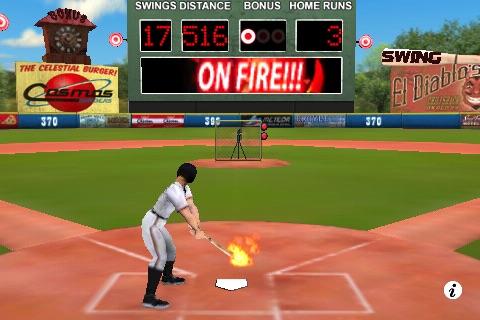 Batter Up Baseball™ Lite - The Classic Arcade Homerun Hitting Game screenshot-3