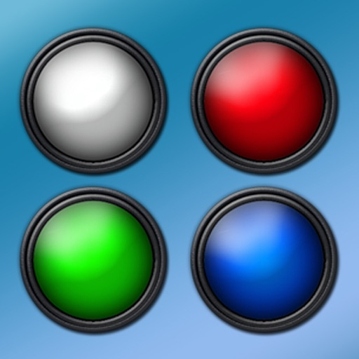 Flashlight Unlimited - Twelve Fun Colors to Scroll With!