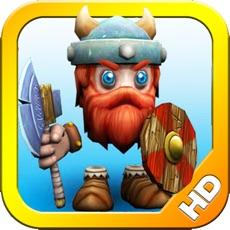 Activities of Axe Viking Run - Ninja Dragon Hunter