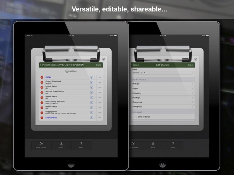AvChecklist screenshot-3