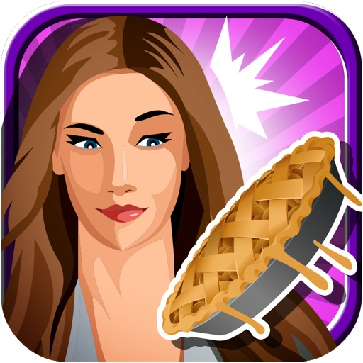 A Crazy Bad Angry Girlfriend Pie Face Smasher - Free Version