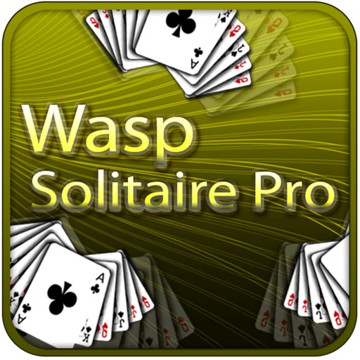 Wasp Solitaire Pro for iPad