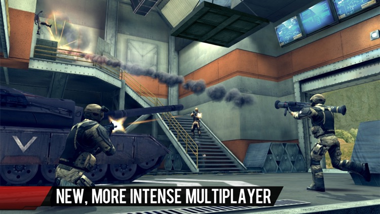 Modern Combat 4: Zero Hour screenshot-4