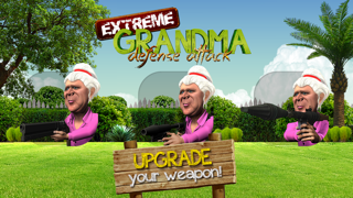 Extreme Grandma Defense Attack screenshot three