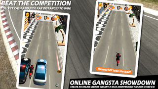 Gangsta Auto Thief IV: 3D Heist Escape Hustle in West-Coast Cityのおすすめ画像4