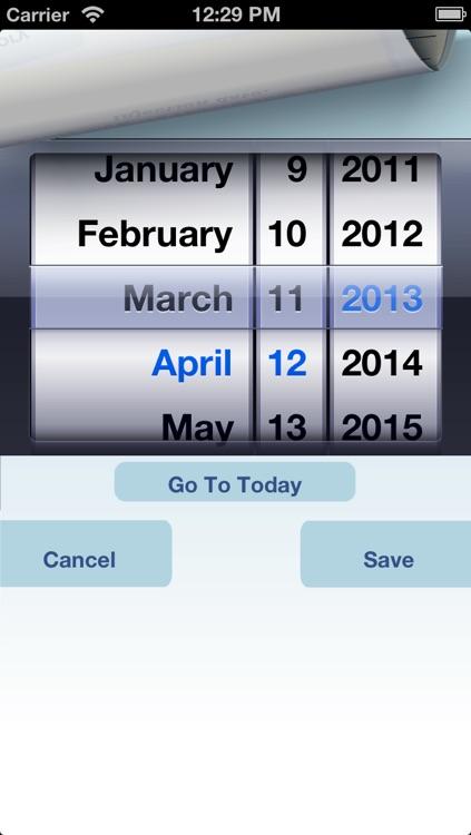 D-Calendar Free screenshot-3