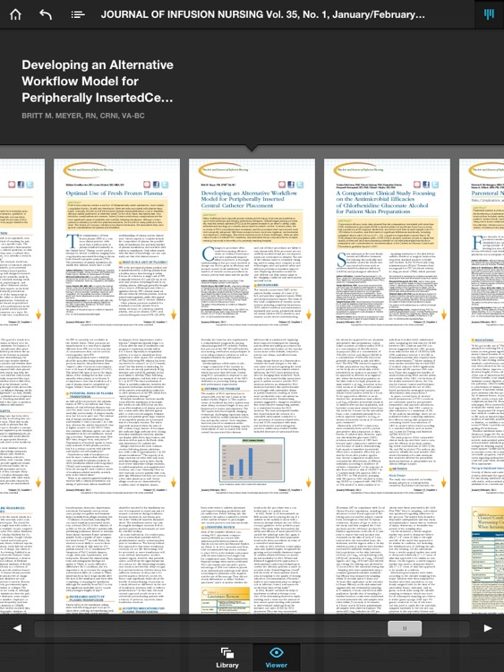 Infusion Nursing screenshot-3