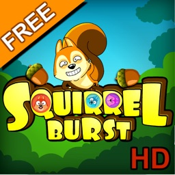 Squirrel Burst HD Free