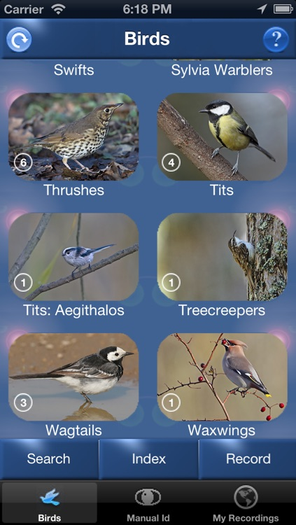 Bird Song Id - Dave Farrow's guide to garden birds - Songs and calls of the British Isles