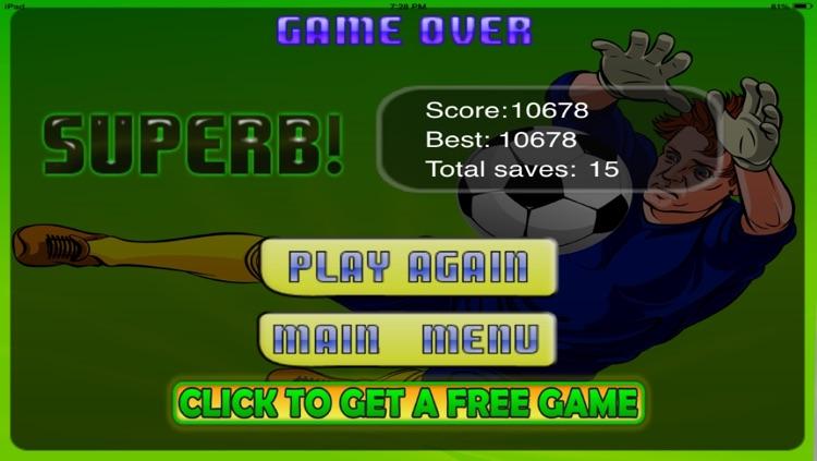 Penalty Shootout - Real Dream Soccer screenshot-4