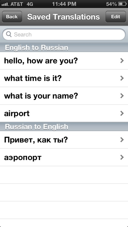 iSpeak Russian - Translator