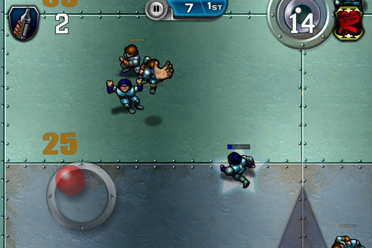 Speedball 2 Evolution screenshot-4