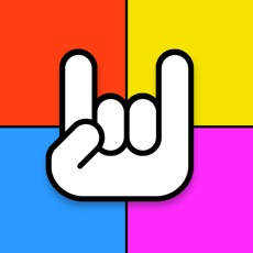 Activities of Rainbow Rock Tiles - play the free color music tile guitar tabs step game
