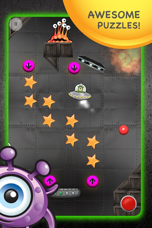 Blast The Alien 2 Lite screenshot-4