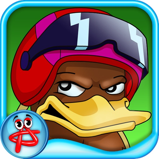 Jet Ducks HD: Free Shooting Game icon