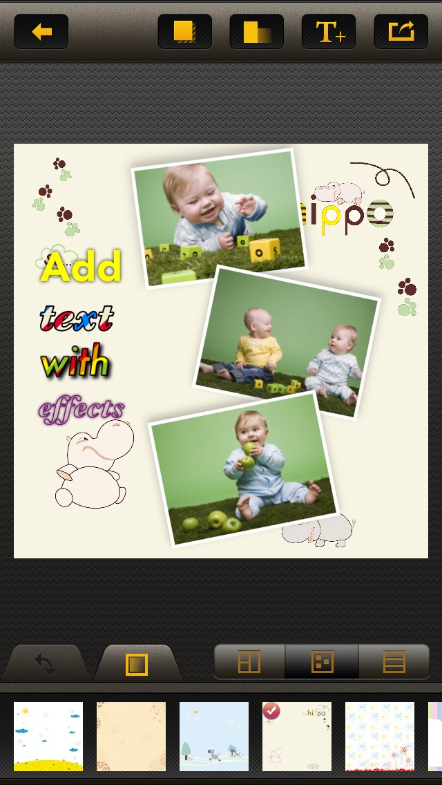 iphone collage maker procollage photo collage maker amp photo stitch creator 5051