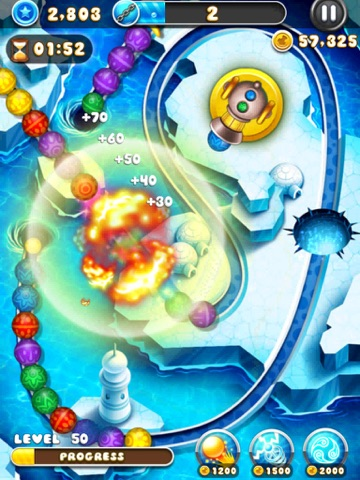 Jungle marble blast cheats