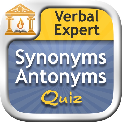 Verbal Expert : Synonyms and Antonyms FREE